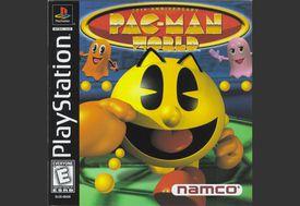 Pac-man world 20th anniversary game
