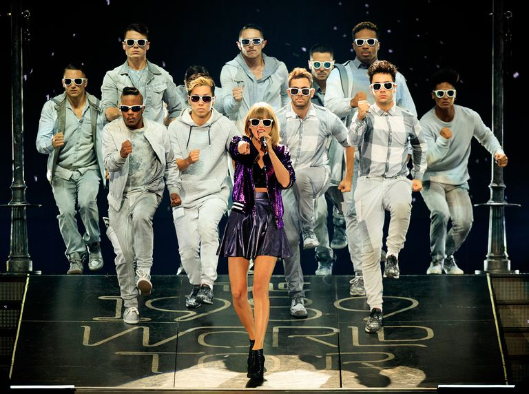 Taylor Swift The 1989 World Tour
