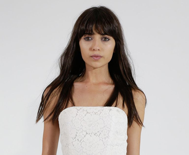 Long Hairstyles Paired With Bangs