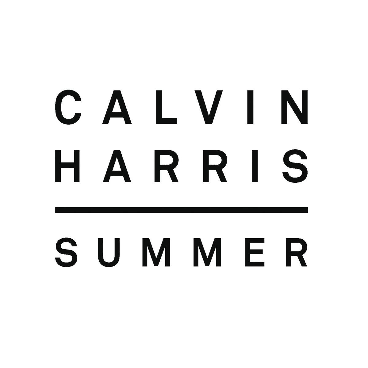 Calvin Harris Summer