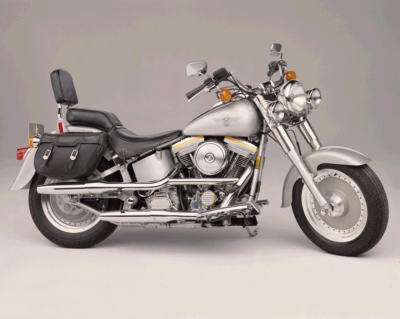 1990 Harley-Davidson Fat Boy