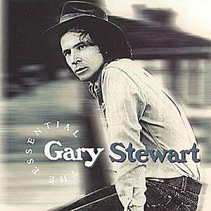 the essential gary stewart album cover