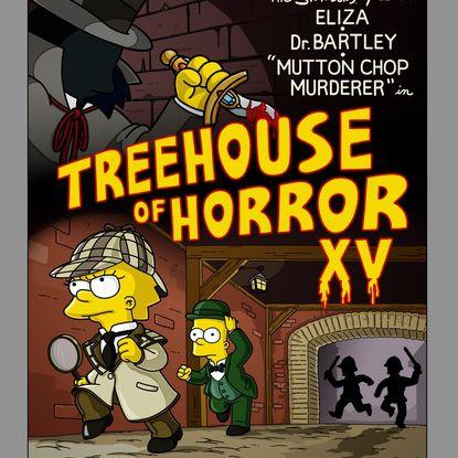 """""""Treehouse of Horror XV"""""""
