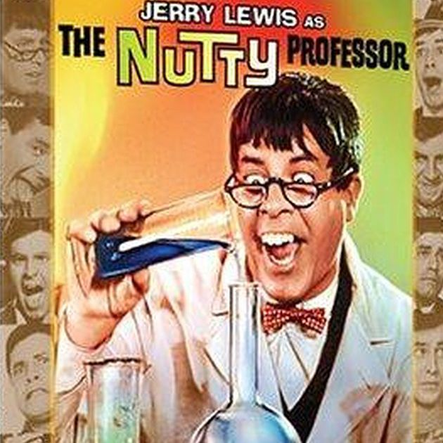"""The Nutty Professor"""