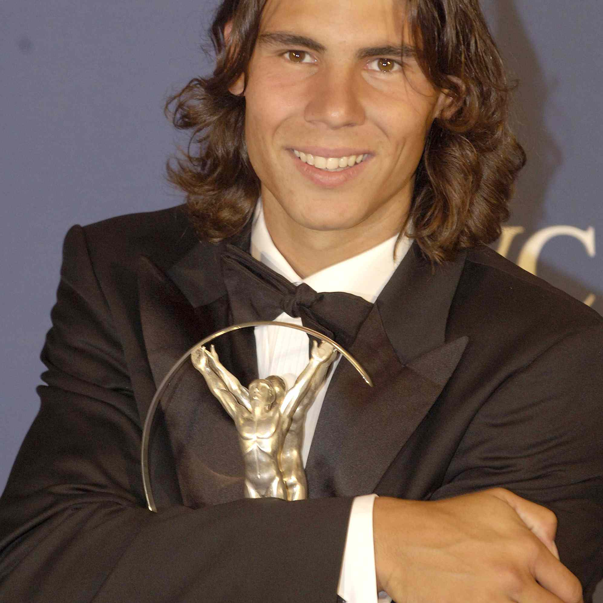 2006 Laureus World Sports Awards - Press Room