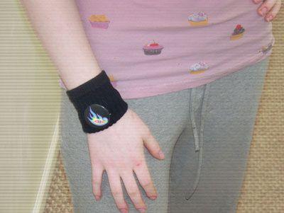 Sock Wristband
