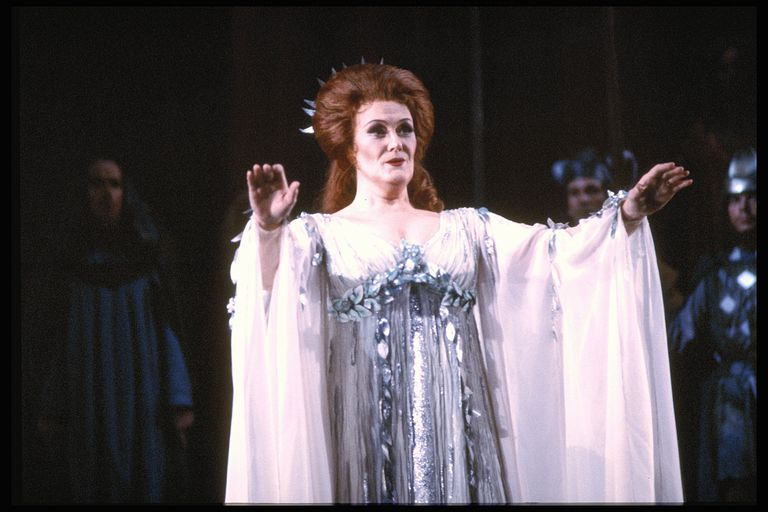Photo of Joan SUTHERLAND and NORMA