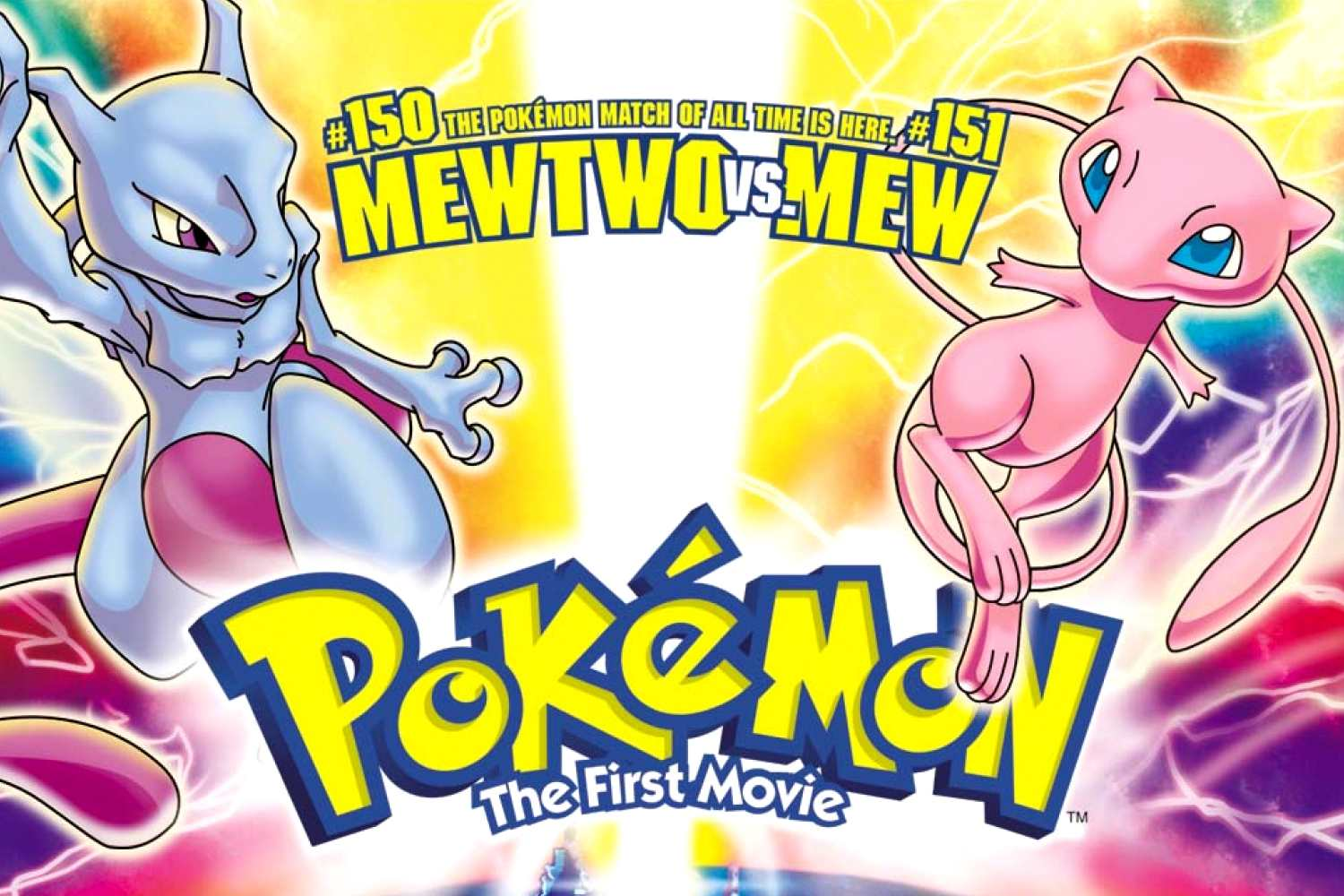 d234c48c 20 Fun Facts About Pokemon: The First Movie