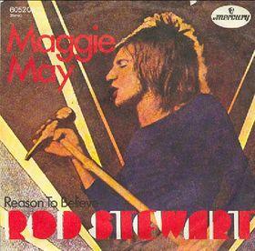 """Rod Stewart - """"Maggie May"""""""