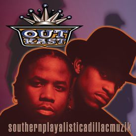 Outkast Southernplayalisticadillacmuzik