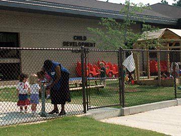 Pope AFB Child Development Center