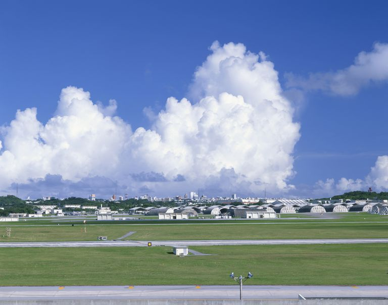 Kadena Air Base, Okinawa Japan