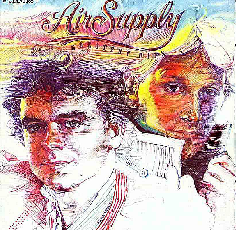 Air Supply released its first compilation album, 'Greatest Hits,' in 1983.