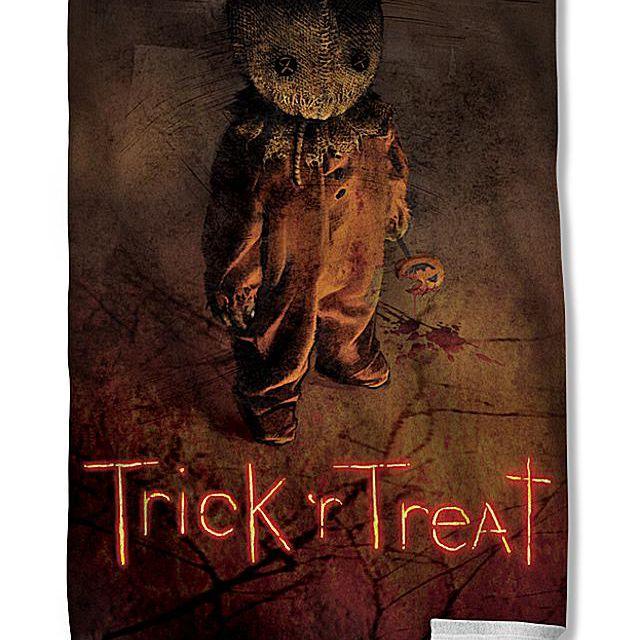 Trick 'r Treat towel