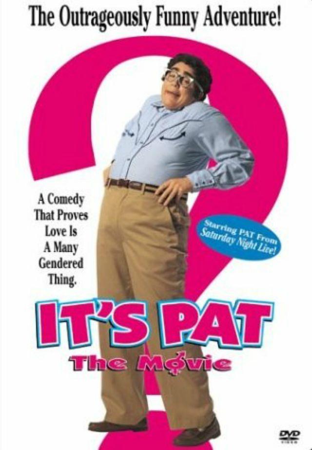 It's Pat movie