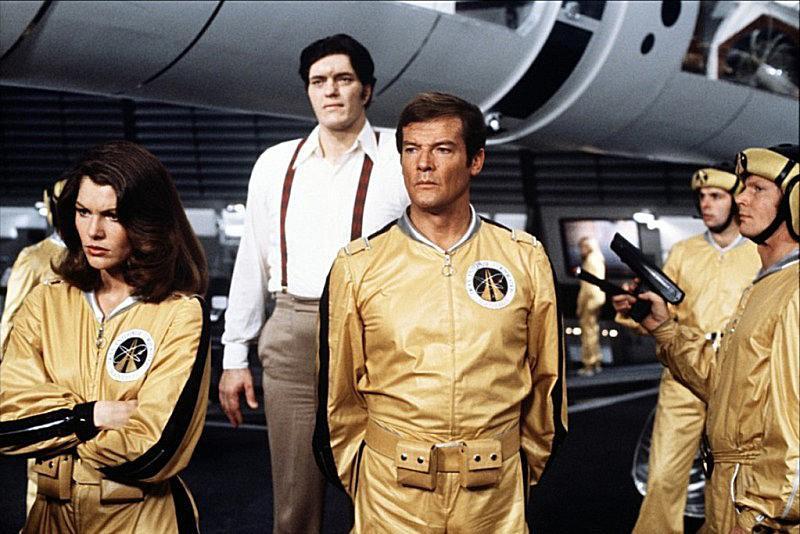 7 James Bond Movies Starring Roger Moore