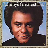 mathis greatest hits album cover