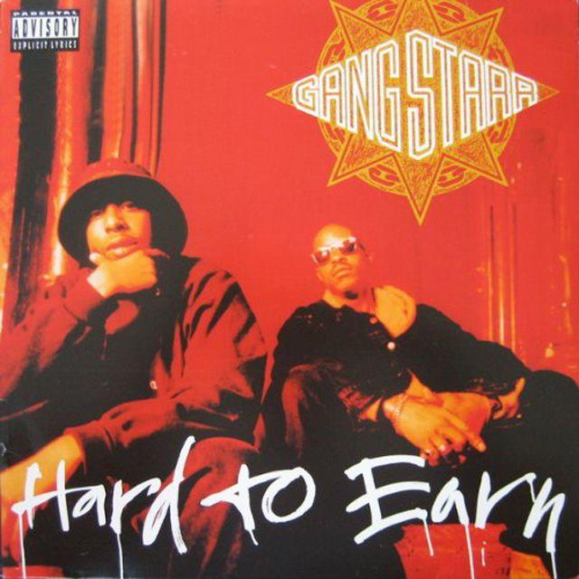 GangStarr - Hard to Earn