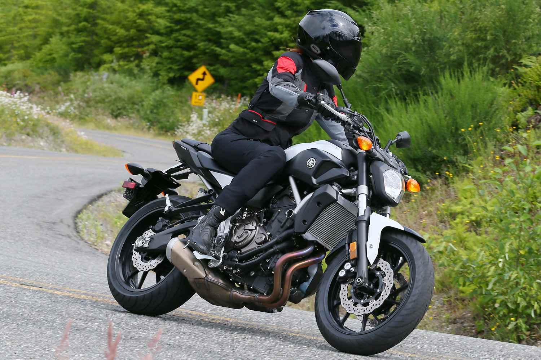 2015 Yamaha FZ07 FZ-07   AK Motors