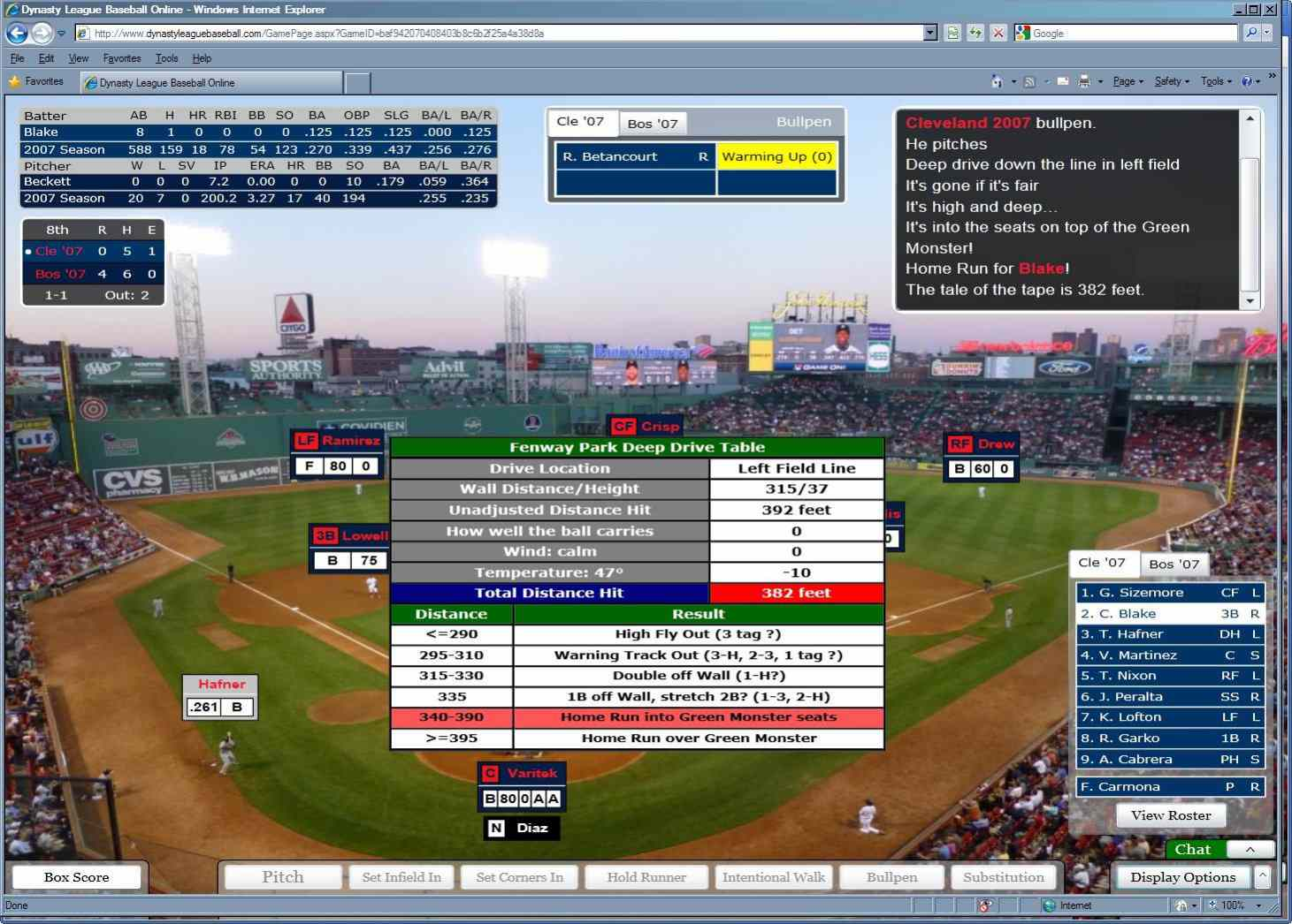 free baseball video games