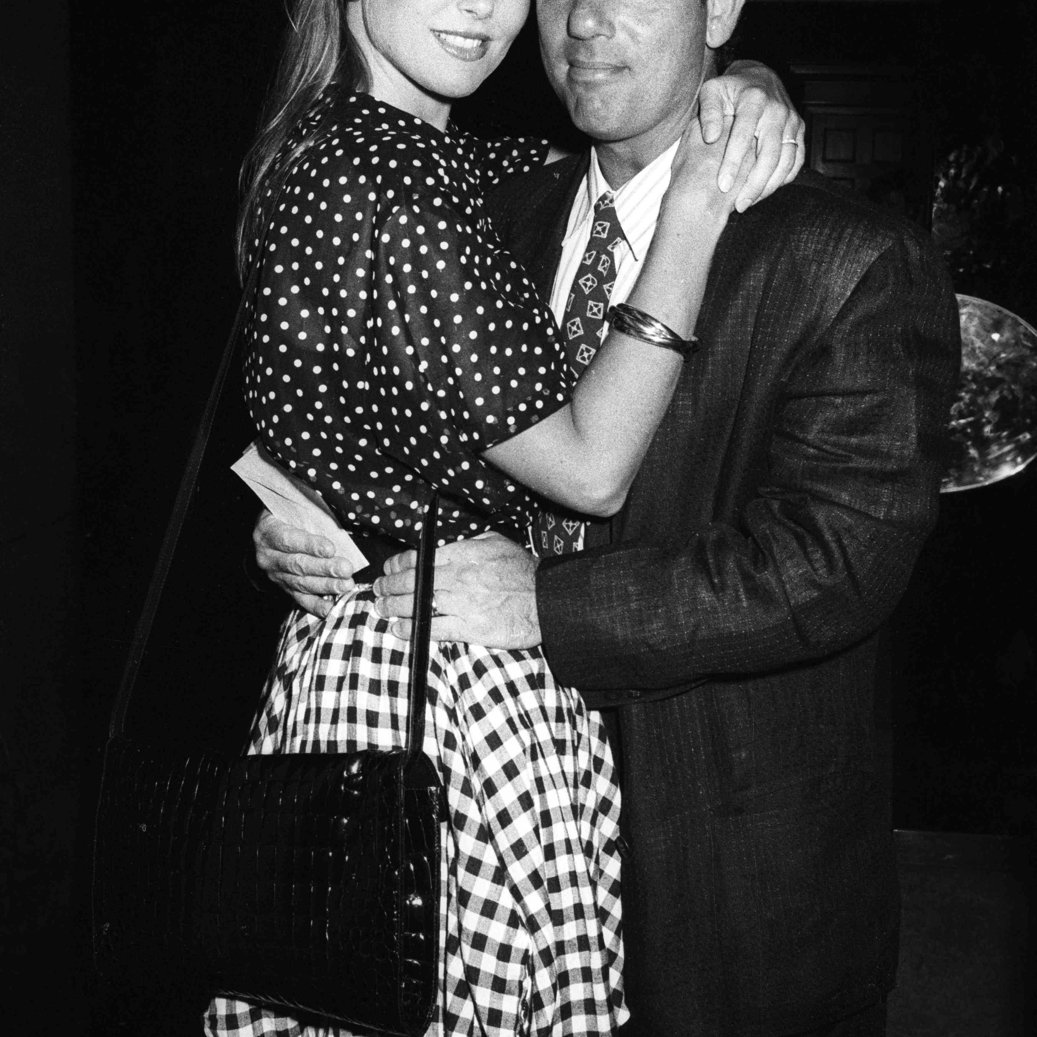 Christie Brinkley and Billy Joel, 1987