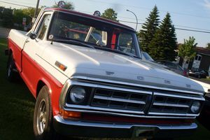 Ford pickup truck