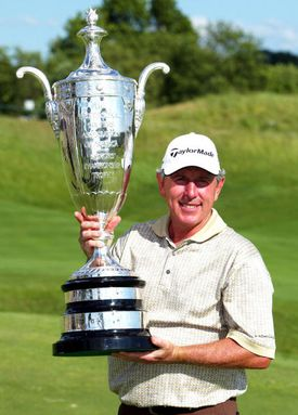 Hale Irwin - 7 wins in Champions Tour majors