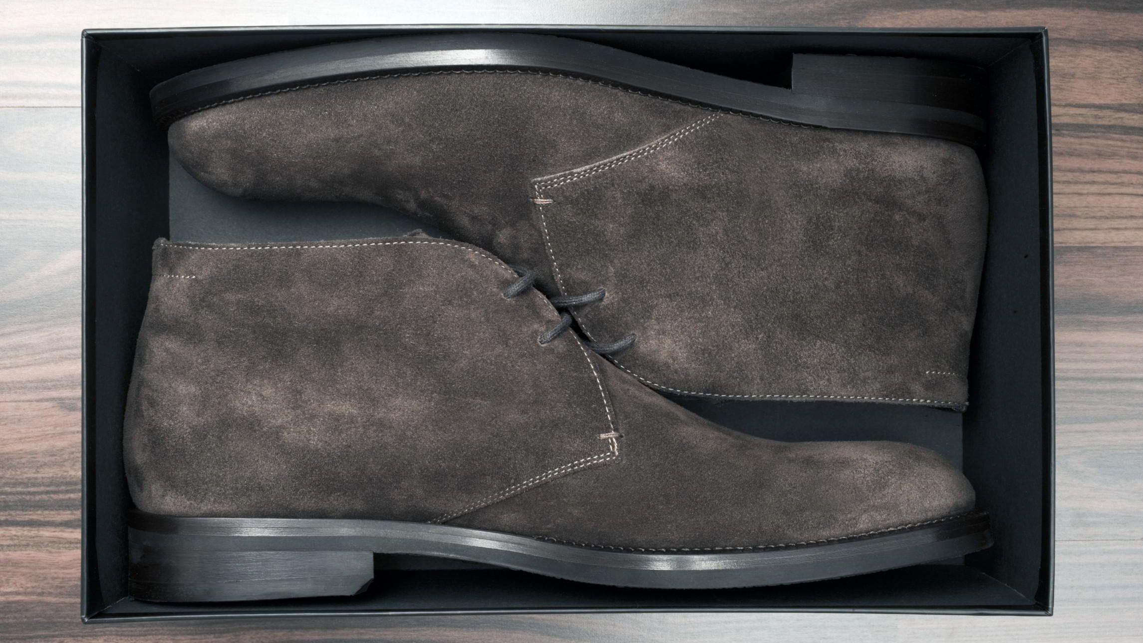12116e067ea09 How to Properly Clean Suede Shoes