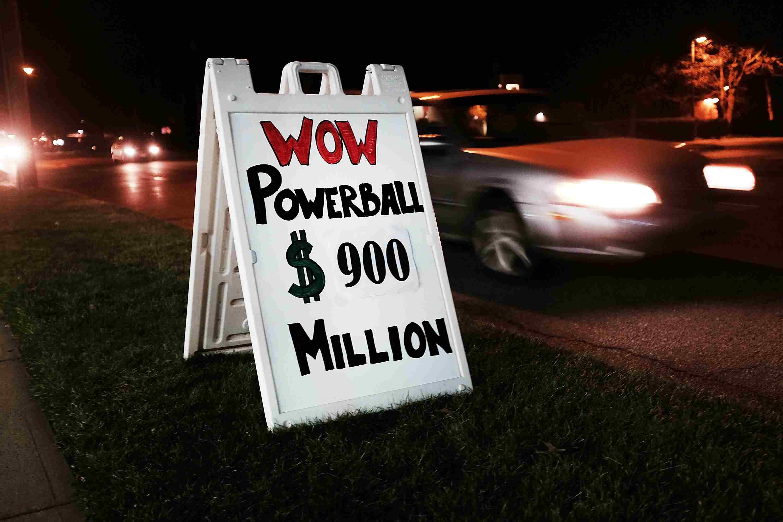 Powerball Jackpot Surges To Record $900 Million