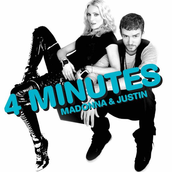 Madonna and Justin Timberlake for 4 Minutes