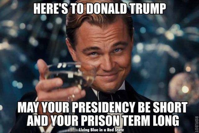Prison - Trump meme