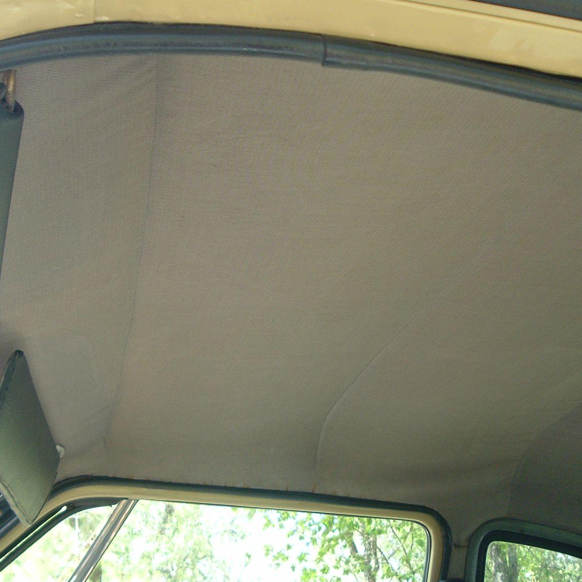 2001-2007 Dodge Grand Caravan Chrysler  Headliner Fabric Material Ceiling Fix