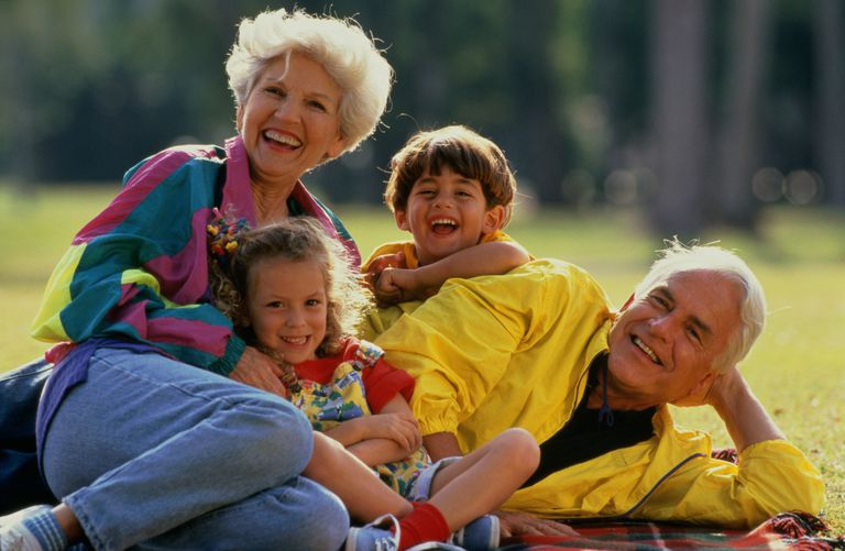 grandparent demographics American grandparents today