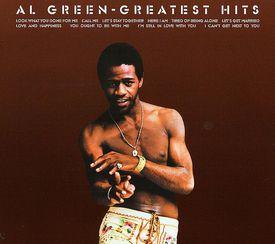 Al Green Greatest Hits album cover