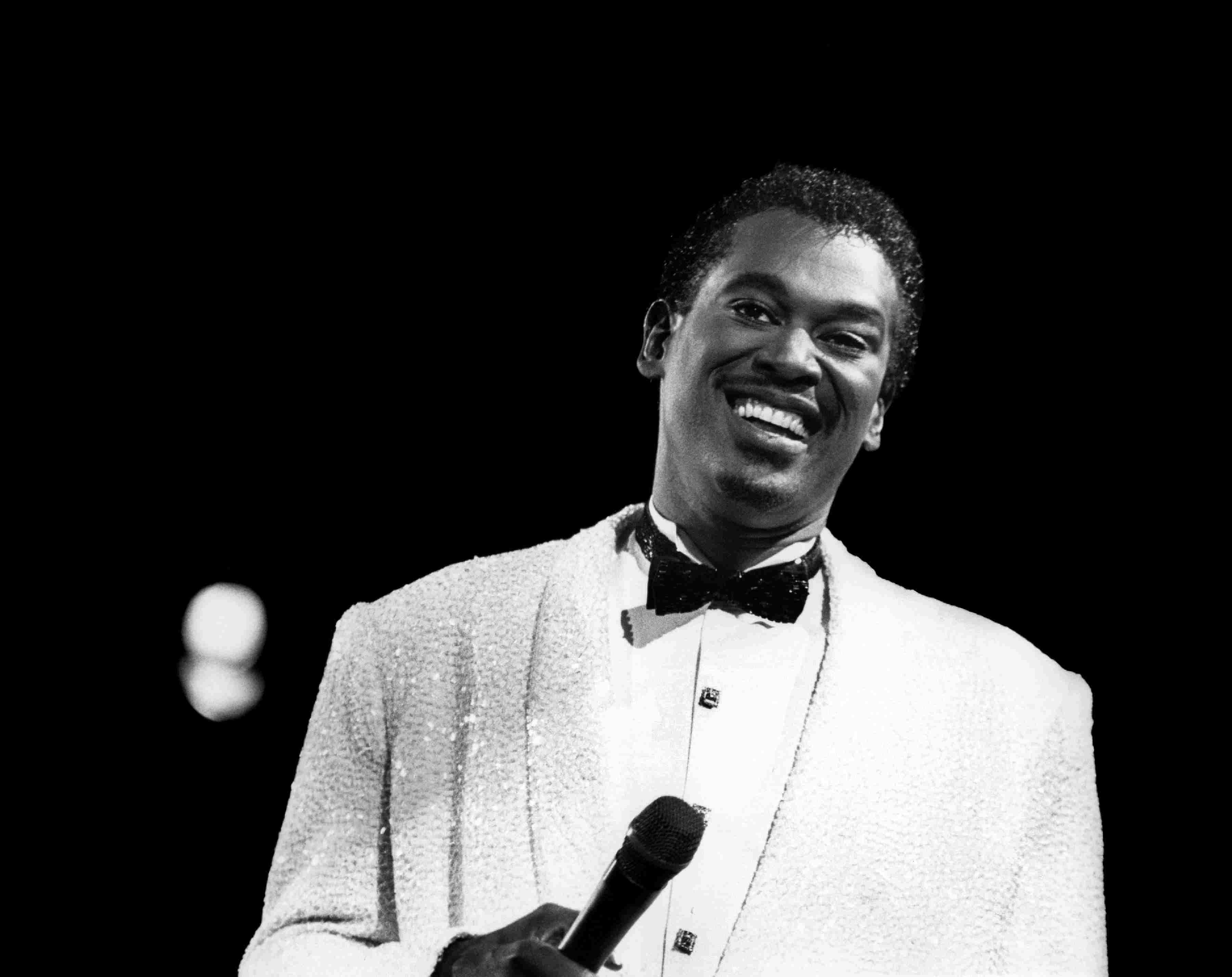 Luther Vandross Christmas Album.10 Great R B Christmas Songs