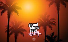 Logo of grand Theft Auto Vice City