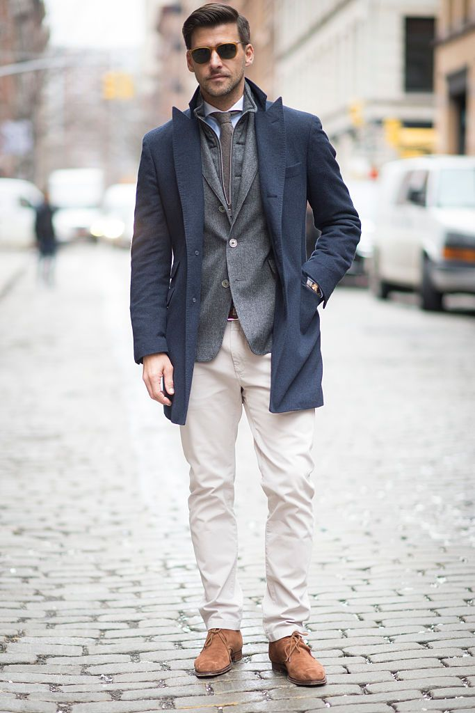 Men's Fashion Trend - How to Wear White Jeans for Men