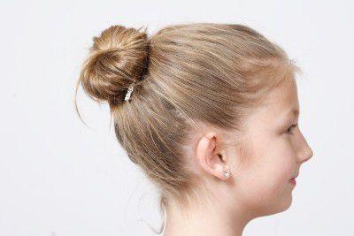 How To Make A Ballet Bun For Your Hair