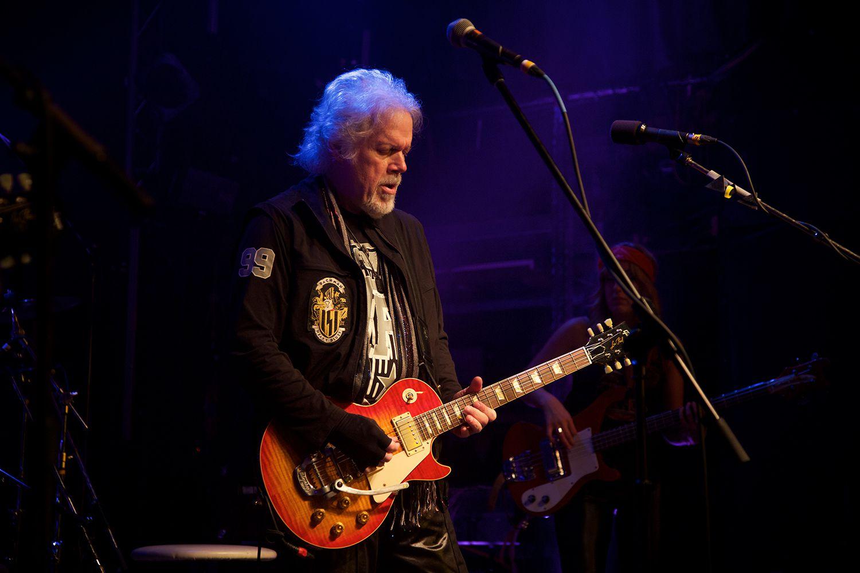 Randy Bachman performs in Toronto