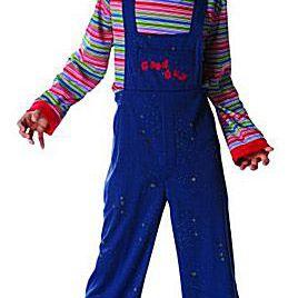 Chucky Halloween costume