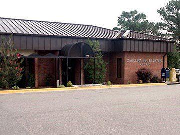 The Carolina Inn, Pope AFB lodging office