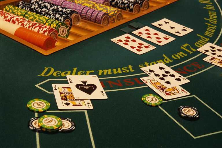 21: How to Play Casino Blackjack