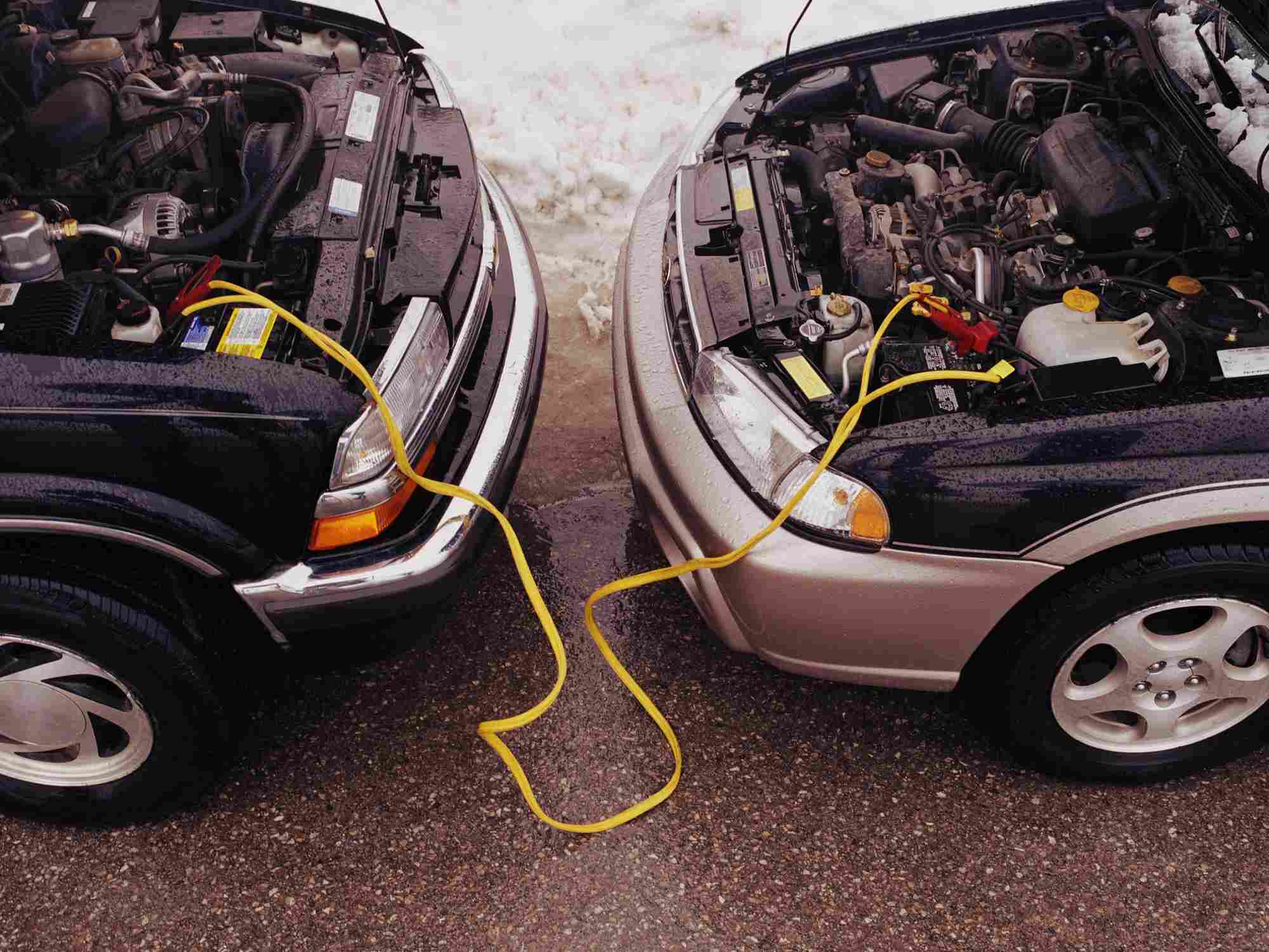 How To Start A Car With A Dead Battery >> How To Revive A Dead Car Battery