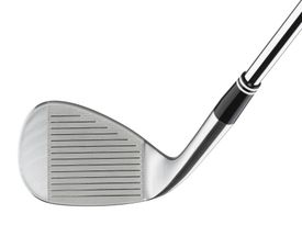 Approach wedge showing the clubface