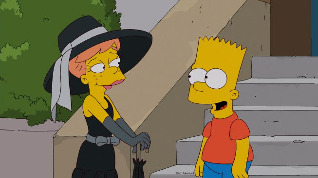 Mary and Bart
