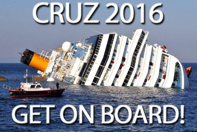 Cruz 2016: Get On Board!