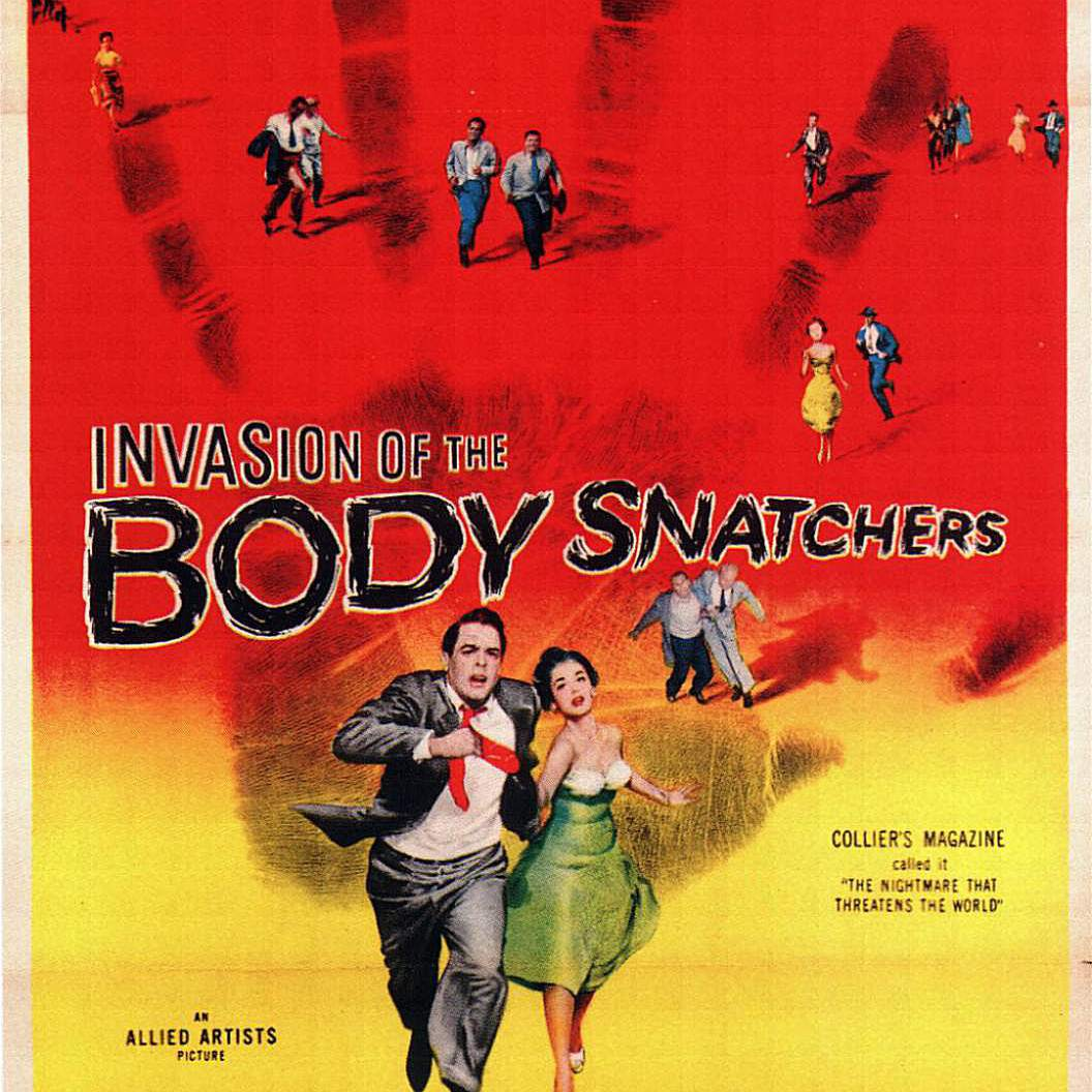 Invasion of the Body Snatchers movie poster