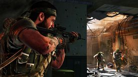 Soldier aiming at enemies in Call of Duty: Black Ops