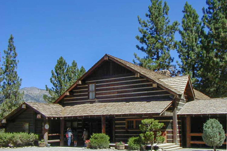The Big House at Ponderosa Ranch