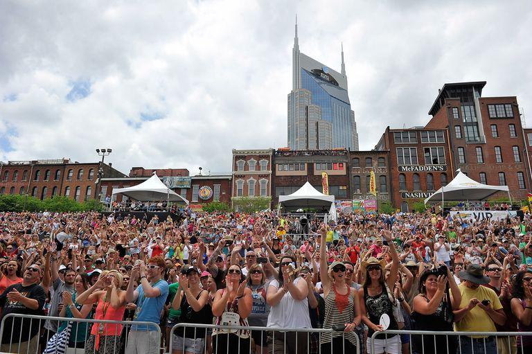 2014 CMA Festival - Day 4